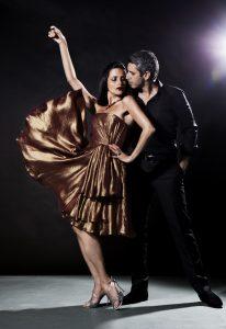 Tango fashion photo shoot with Jamshid Kurdi