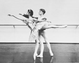 Paquita with Anton Pankevich